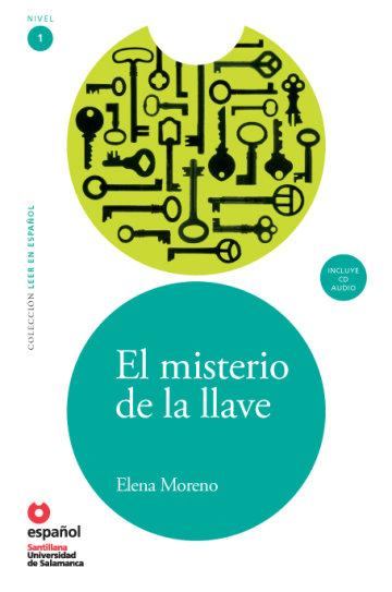 Cover El misterio de la llave (Libro + CD)