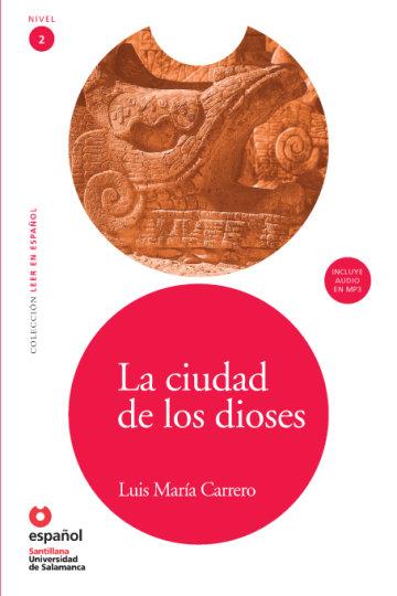 Cover La ciudad de los dioses (Libro + CD)