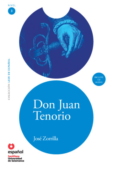 Cover Don Juan Tenorio (Libro + CD)