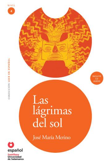 Cover Las lágrimas del sol (Libro + CD)