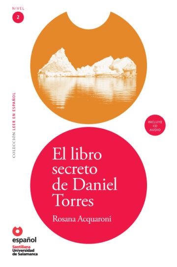 Cover El libro secreto de Daniel Torres (Libro + CD)