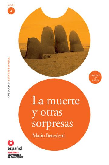 Cover La muerte y otras sorpresas (Libro + CD)
