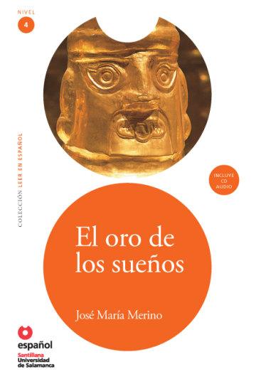 Cover El oro de los sueños (Libro + CD)