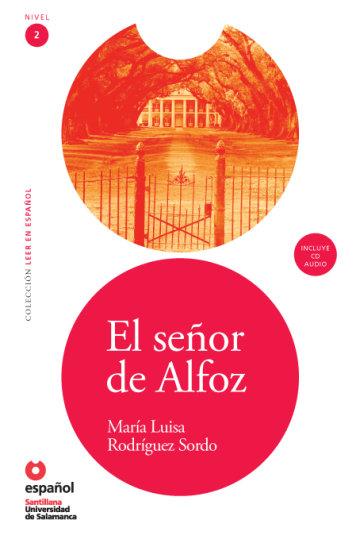 Cover El señor de Alfoz (Libro + CD)