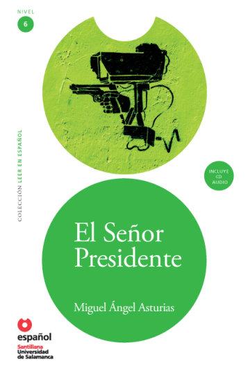 Cover El Señor Presidente (Libro + CD)