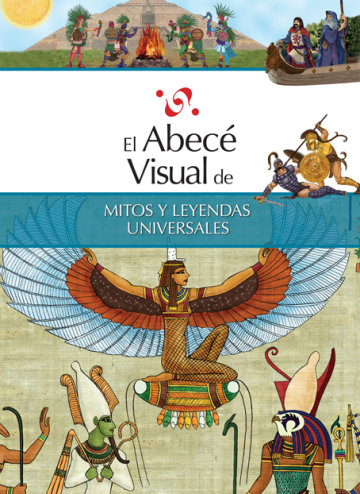 Cover El abecé visual de mitos y leyendas universales