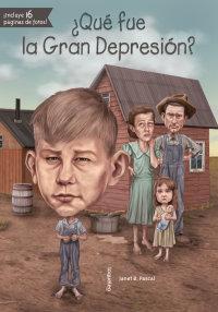 Cover ¿Qué fue la Gran Depresión?