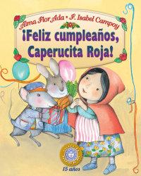 Cover ¡Feliz cumpleaños, Caperucita Roja!