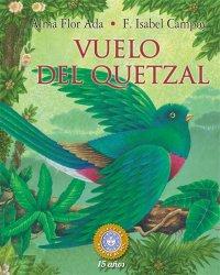 Cover Vuelo del quetzal