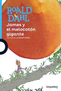 Cover James y el melocotón gigante