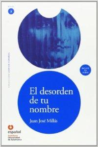 Cover El desorden de tu nombre (Libro + CD)