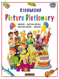 Cover Richmond Picture Dictionary (English-Creole)