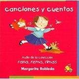 Cover Rana, rema, rimas. Canciones y cuentos 1&2 (CD)