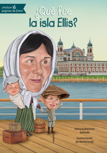 Cover ¿Qué fue la isla Ellis?