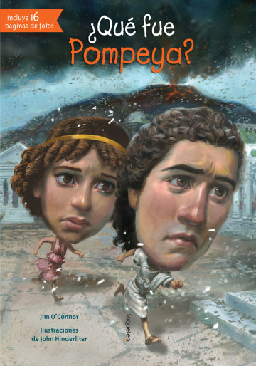 Cover ¿Qué fue Pompeya?