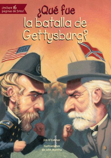 Cover ¿Qué fue la batalla de Gettysburg?