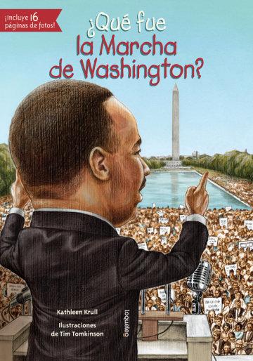 Cover ¿Qué fue la Marcha de Washington?