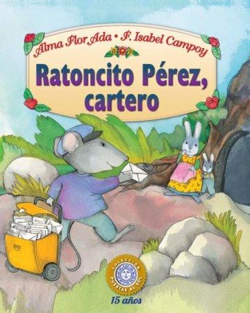 Cover Ratoncito Pérez, cartero