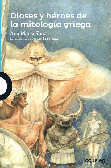 Cover Dioses y héroes de la mitología griega