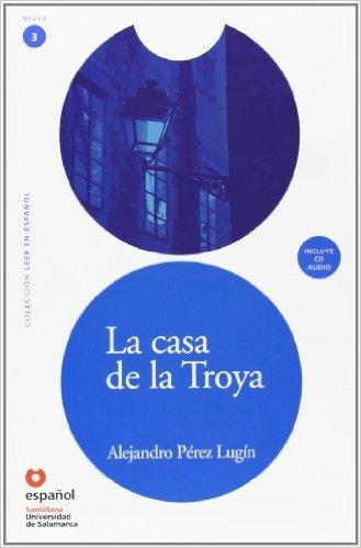 Cover La casa de la Troya (Libro + CD)