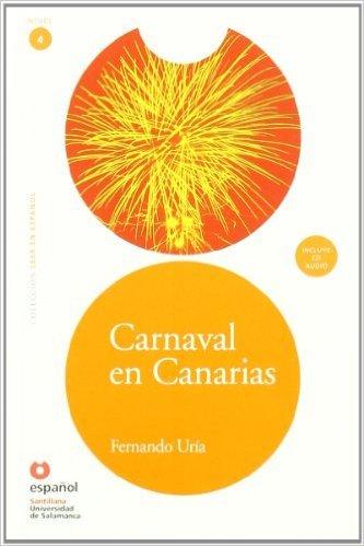Cover Carnaval en Canarias (Libro + CD)