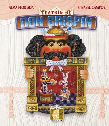 Cover Teatrín de Don Crispín