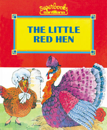 Cover The Little Red Hen