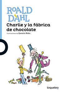Cover Charlie y la fábrica de chocolate