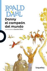 Cover Danny el campeón del mundo