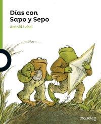 Cover Días con Sapo y Sepo