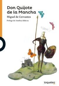 Cover Don Quijote de la Mancha (Edición adaptada y anotada)