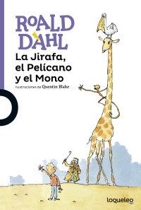 Cover La Jirafa, el Pelícano y el Mono