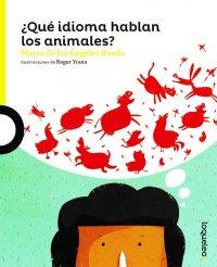 Cover ¿Qué idioma hablan los animales?