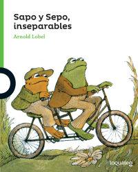 Cover Sapo y Sepo, inseparables