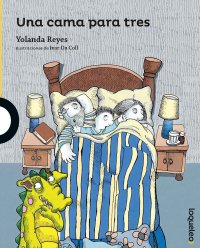 Cover Una cama para tres