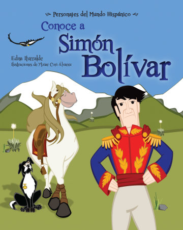 Cover Conoce a Simón Bolívar