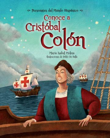 Cover Conoce a Cristóbal Colón