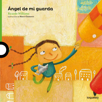 Cover Ángel de mi guarda (Libro + CD)