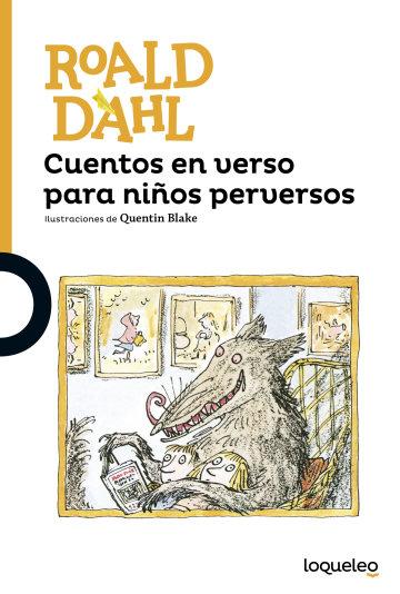 Cover Cuentos en verso para niños perversos