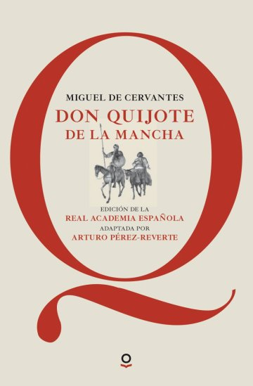 Cover Don Quijote de la Mancha
