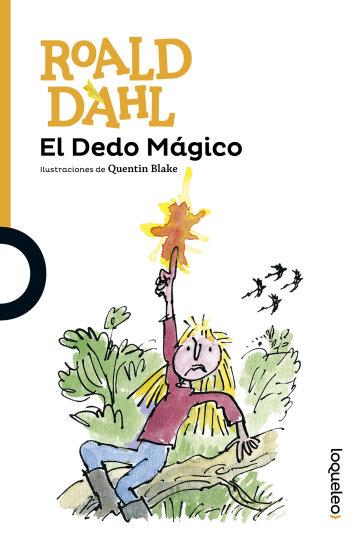 Cover El dedo mágico