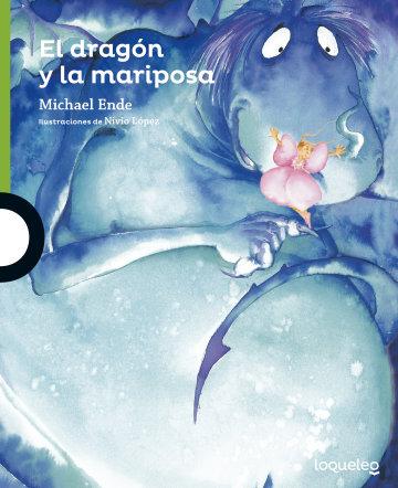 Cover El dragón y la mariposa