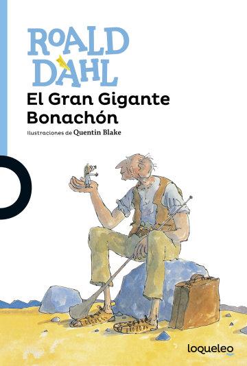 Cover El Gran Gigante Bonachón
