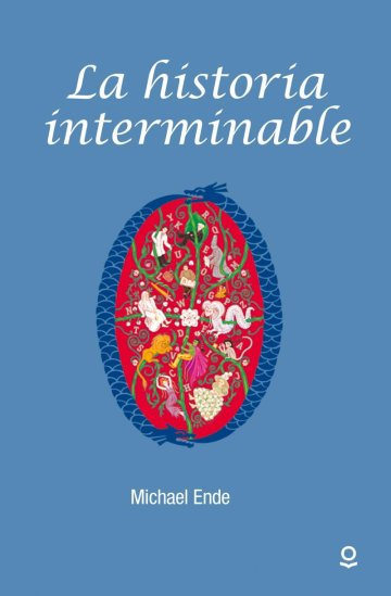 Cover La historia interminable