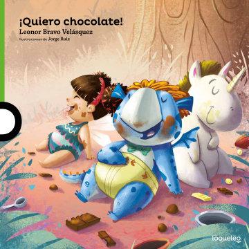 Cover ¡Quiero chocolate!