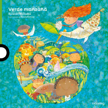 Cover Verde manzana (Libro + CD)
