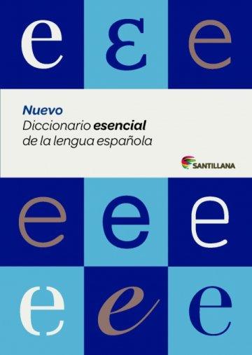 Cover Nuevo Diccionario esencial de la lengua española