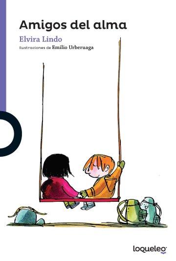 Cover Amigos del Alma