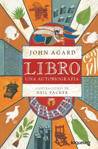Cover Libro: una autobiografía