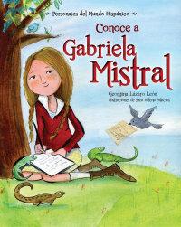 Cover Conoce a Gabriela Mistral